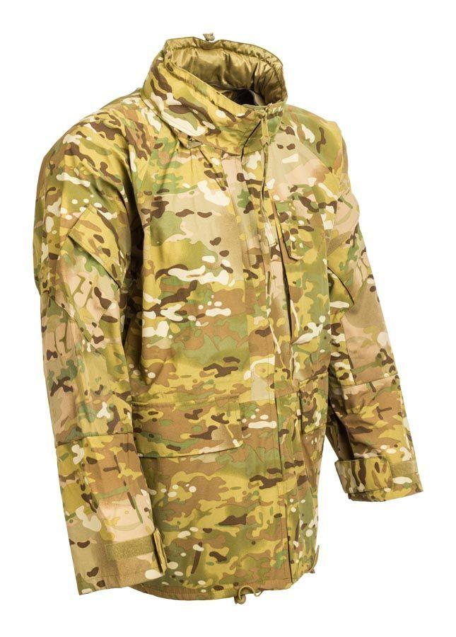 Túraruházat - Vízálló kabát